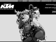Ersatzteilkatalog für KTM 400 / 640 LC 4 - Bochum Goldhamme