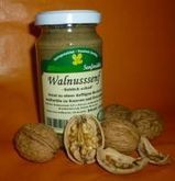 Walnuss Senf 190ml herb - pikant vegan