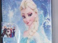 Etui Schale Leder Flip Case iPhone 6 Frozen Elsa - Lichtenau (Sachsen)