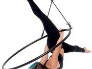 Fotoshooting am Aerial Hoop - Neutraubling