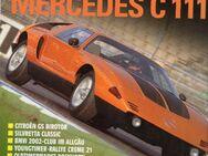 Motor Klassik Heft 8/2002 Mercedes C 111 BMW2002 100 Jahre Wankel. - Spraitbach