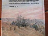 """Schöne Pferdegeschichte """"Reni und die Ponys"""" von Lise Gast in sehr gutem Zustand, Loewes Verlag, 348 Seiten, stammt aus 1991, ISBN: 3785520530, zum Schutz für weiteren Gebrauch schon eingebunden, 5,- € - Unterleinleiter"""