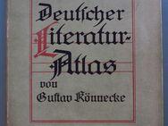 Deutscher Literaturatlas (1909) - Münster