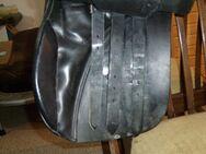 Sattel (VS) Thorowgood, schwarz, Kammer 27 und Stübben Scandica - Baunatal