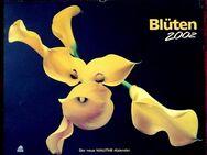 Großer Kunstkalender Blüten 2002 - Niederfischbach