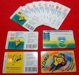 12 Telefonkarten Litauen für Sammler