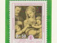 Weihnachtsbriefmarke der Seychellen (002) - Hamburg