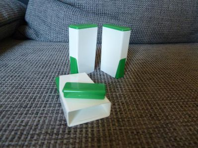 Süßstoffspender, Taschensüßstoffspender, Kunststoff, neu - Gelsenkirchen