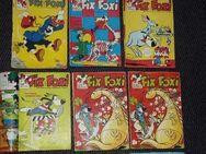 Frühe 60er  Jahr und auch 70er Jahre Fix und Foxi Lasso Buffallo Bill Jerry Spring - Berlin