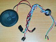 System Gehäuse Lautsprecher PC Computer 8 Ohm 0.5Watt +LED Dioden - Verden (Aller)
