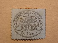 Vatikan-Kirchenstaat 5 Centesimo1868,  MI:IT-RS 21,Lot 645 - Reinheim