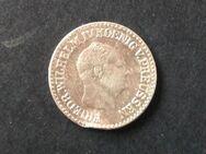 1 Silbergroschen 1857 A Preußen,Friedrich Wilhelm IV.