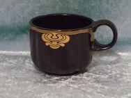 Kaffeetasse Rosenthal Studioline Keramik Form ohne Name Dekor Bodin VINTAGE - Zeuthen