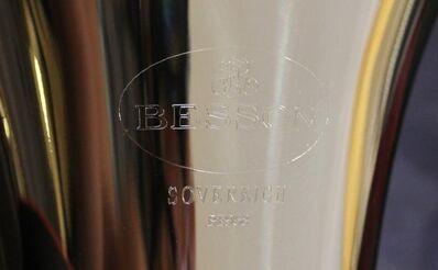 Besson Sovereign Euphonium, Profiklasse, Modell 968-L, voll kompensiert, inkl. Koffer und Mundstück - Hagenburg