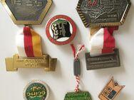 Wandernadeln in Gold und Silber - Bremen