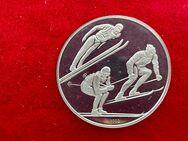 Silbermedaille Winterolympiade Sapporo Japan 1972 - Mannheim