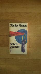 Örtlich betäubt - Roman v. Günter Grass (Autor), Fischer Taschenbuch Verlag, 1972