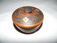 Holzschatulle rund Durchmesser 10,5 cm - Kolkwitz