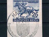 DR Großer Preis Hamburg,24.06.1942,  Mi.Nr.814,Lot 399