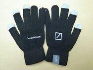 Handschuhe touch screen gloves iTech Werbeaufdruck DB NEU - Aachen