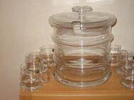 Moderner Glas-Bowletopf - Stolberg (Rheinland, Kupferstadt)