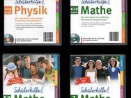 4 CD Rom Schülerhilfe Mathe Physik - Nürnberg