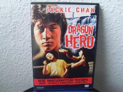 Dragon Hero Jackie Chan NEU + UNCUT + ohne FSk Symbol auf dem Cover - Kassel