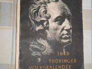 Thüringer Volkskalender 1949 - Wiehe