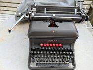ADLER Schreibmaschine - Würzburg