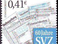 """SVZ: MiNr. 5, 01.07.2005, """"60 Jahre SVZ"""", Satz, postfrisch - Brandenburg (Havel)"""