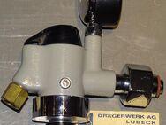 Druckminderer, Dräger O2 Druckminderer bis 300 bar ovp - Spraitbach