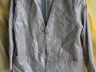 weiße Lederjacke Größe 40 von Leather Sound - Bad Belzig Zentrum