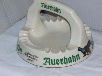 Alte Aschenbecher,Doornkaat - Dunlop, Lidy+ Becker -Reifendienst - Telgte Zentrum
