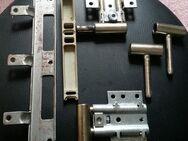 Türband 4-teilig Holz Zargen Türscharnier Set +Anschraubtaschen - Verden (Aller)