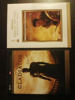 DVD Gladiator (Collectors Widescreen od. Extended Edition) - Leck