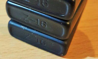 "3 x original Zippo Feuerzeuge + 2 x Zorr Z 16 als Konvolut "" Neu "" - Verden (Aller)"