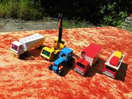 MATCHBOX Autos Lesney England 5 tlg. / 5 Stück Spielzeug Sammler / Konvolut - Zeuthen