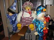 Clownpuppen - Bad Schwartau Zentrum