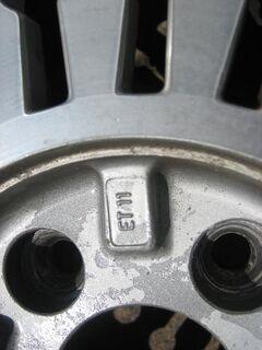 Schlüsselloch 8J Felgen Atiwe Keyhole für Starion u.a. Japaner - Hanau (Brüder-Grimm-Stadt)