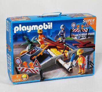 Playmobil  3126 Superset Bau - Kassel