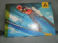 Richard Freitag orig. sig. Autogrammkarte (D) Skispringer - Weichs