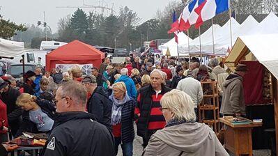 Herbstmarkt St.Peter-Ording, Kunsthandwerker- und Bauernmarkt 2020 - Weener