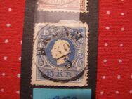 Österreich 3xKreuzer,1859,Mi:AT 13II-15II,  Lot 422 -