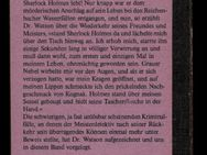 Arthur Conan Doyle - Sämtliche Sherlock Holmes Erzählungen Die Abenteuer Die Wiederkehr Der letzte Streich - Nürnberg