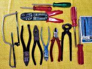 Werkzeuge Zangen, Seitenschneider, Schraubendreher, Säge - Leverkusen