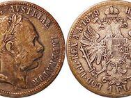 2 Florin Österreich,Franz Joseph I. 1879 A ,  Lot 274