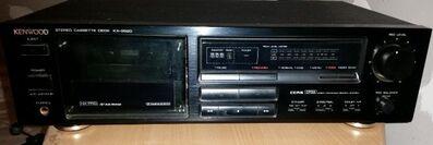 KENWOOD STEREO CASSETTE DECK KX-2520 - Verden (Aller)