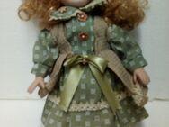 Porzellan-Puppe aus Sammlungs-Auflösung mit Echthaar im Neuzustand - Simbach (Inn)