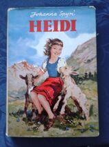 Heidi  Kinderbuch ab 8 Jahre