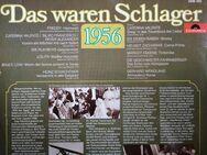 Das waren Schlager 1956 - LP Vinyl Polydor - Plettenberg Zentrum